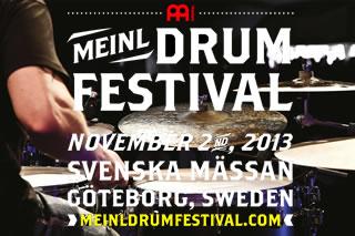 meinl drum festival