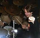 Necrophagist drummer Johannes Gro�mann