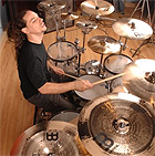 Derek Roddy finishing Today Is The Day recordings, gets new endorsement deal with Meinl cymbals