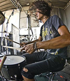 Arin Ilejay joins TRX cymbal company; former Confide drummer becomes Artist Relations Manager