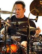 Drummerszone noticias - Mark Zonder releasing new dvd