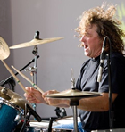 Original drummer Dominic Hamzik on tour with Manowar again