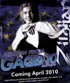 2010 Mission from Gadd dates postponed; drummer Steve Gadd\'s first three performances to be rescheduled