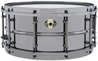 Ludwig�s new Black Magic stainless snare drum models