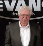 Bob Beals, former president of Evans, passed away on August 7, 2010