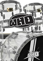 Gear4music.com, launched in 2003 and now one of the largest retailers of musical instruments and equipment in the UK, has introduced WHD, a new drum brand consisting of advanced acoustic, electronic and acrylic kits, as well as steel snare drums, drum hea