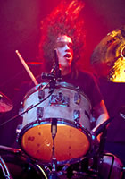Matt Wood has joined Bison b.c. as their new drummer, replacing original skinsman Brad McKinnon (photo), who played on all three of Bison b.c.�s full-length albums