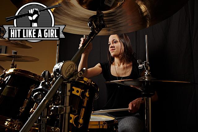 Drummerszone news - Hit Like A Girl kicks off 2015 contest