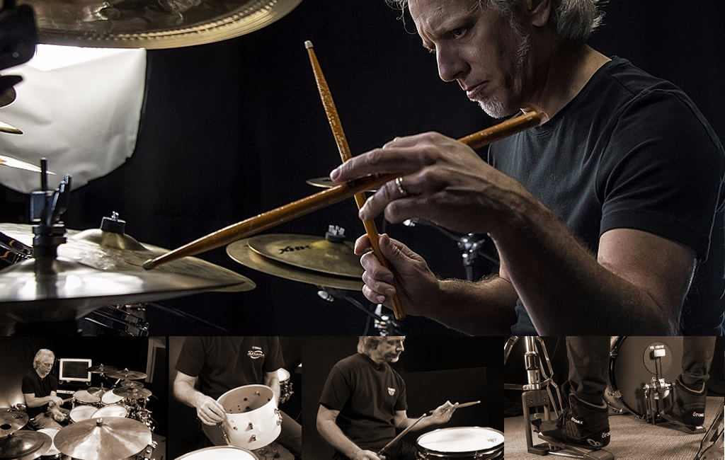 Dave Weckl launches his Online School - Already 10 hours of courses to follow