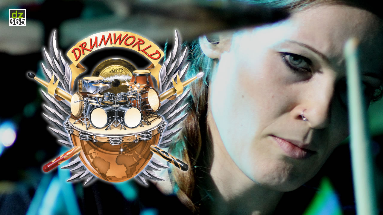 Drumworld Festival 2017 features historic line-up with Anika Nilles, Will Kennedy, Thomas Lang, Wim de Vries & Simon Phillips