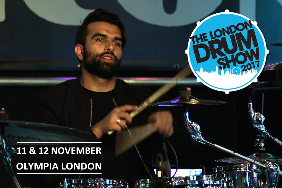 London Drum Show 2017 - November 11 & 12