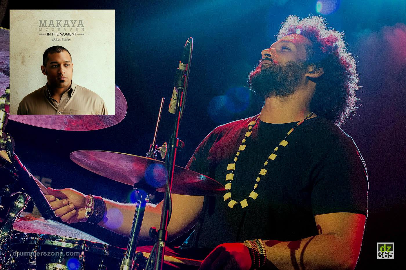 Makaya McCraven\'s different Drummer-Hats - An interview with Chicago\'s Jazz Hip hop & Dance World Drummer