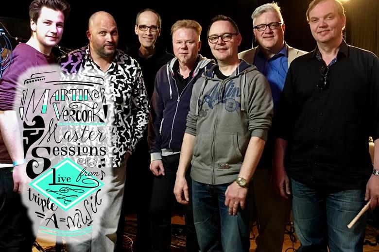 Martin Verdonk started Season 2 of Live Master Sessions