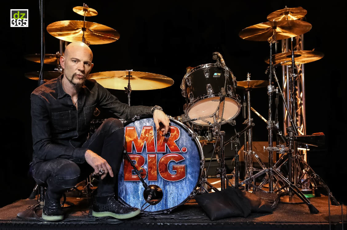 Matt Starr defies gravity with Mr. Big - World tour to support new album \'Defying Gravity\'