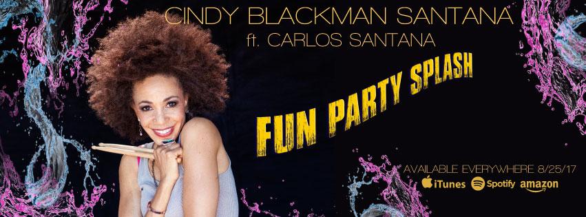 Narada Michael Walden produced Cindy Blackman Santana\'s new single