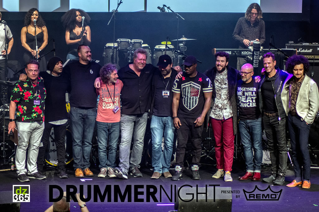 Remo Drummer Night raises over �21,000 for Teenage Cancer Trust