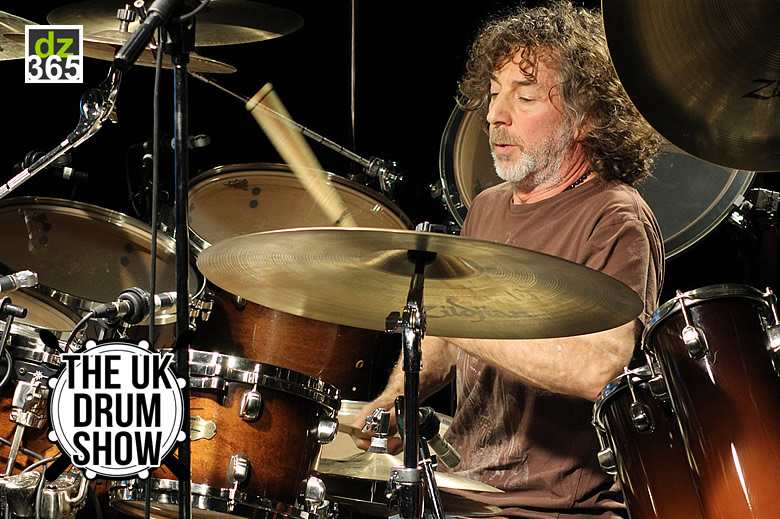 Simon Phillips confirmed for The UK Drum Show