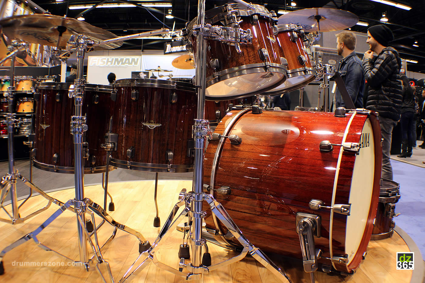 Drummerszone news - The new Tama drum finishes for 2017