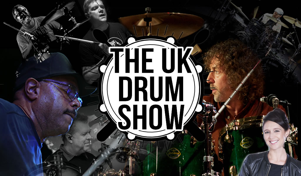 The first UK Drum Show in Manchester - With Thomas Lang, Simon Phillips, JR Robinson and many others
