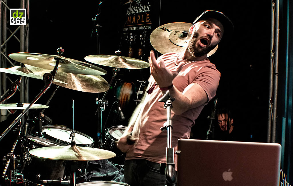 Videos Pete Ray Biggin clinic at Musicfair - A clinic about how to pay your bills as a drummer