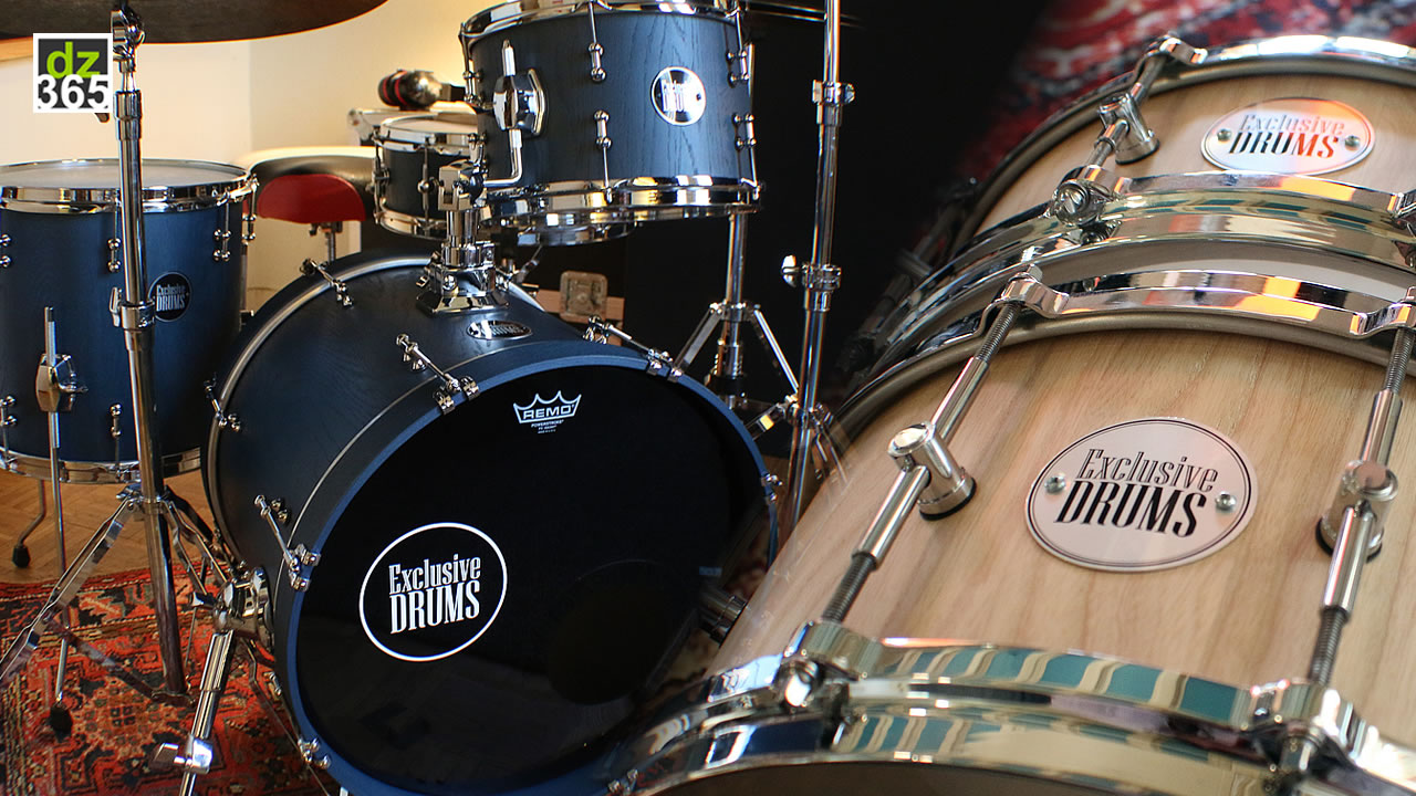 Meet Exclusive Drums from Belgium in this video - Hand made stave shell drums made by Dirk Defauw