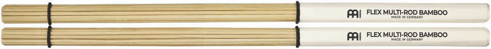 Meinl Stick and Brush - Bamboo Flex