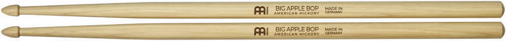 Meinl Stick and Brush - BOP Big Acorn Tip Light Hickory
