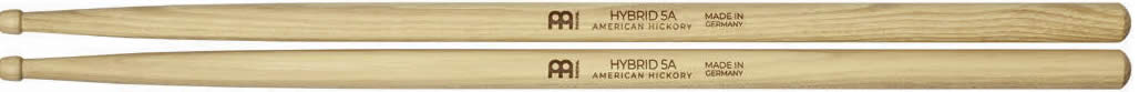 Meinl Stick and Brush - 5A Hybrid Tip Medium Hickory