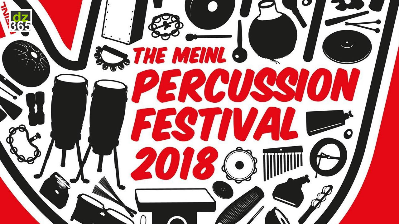 The first ever Meinl Percussion Festival