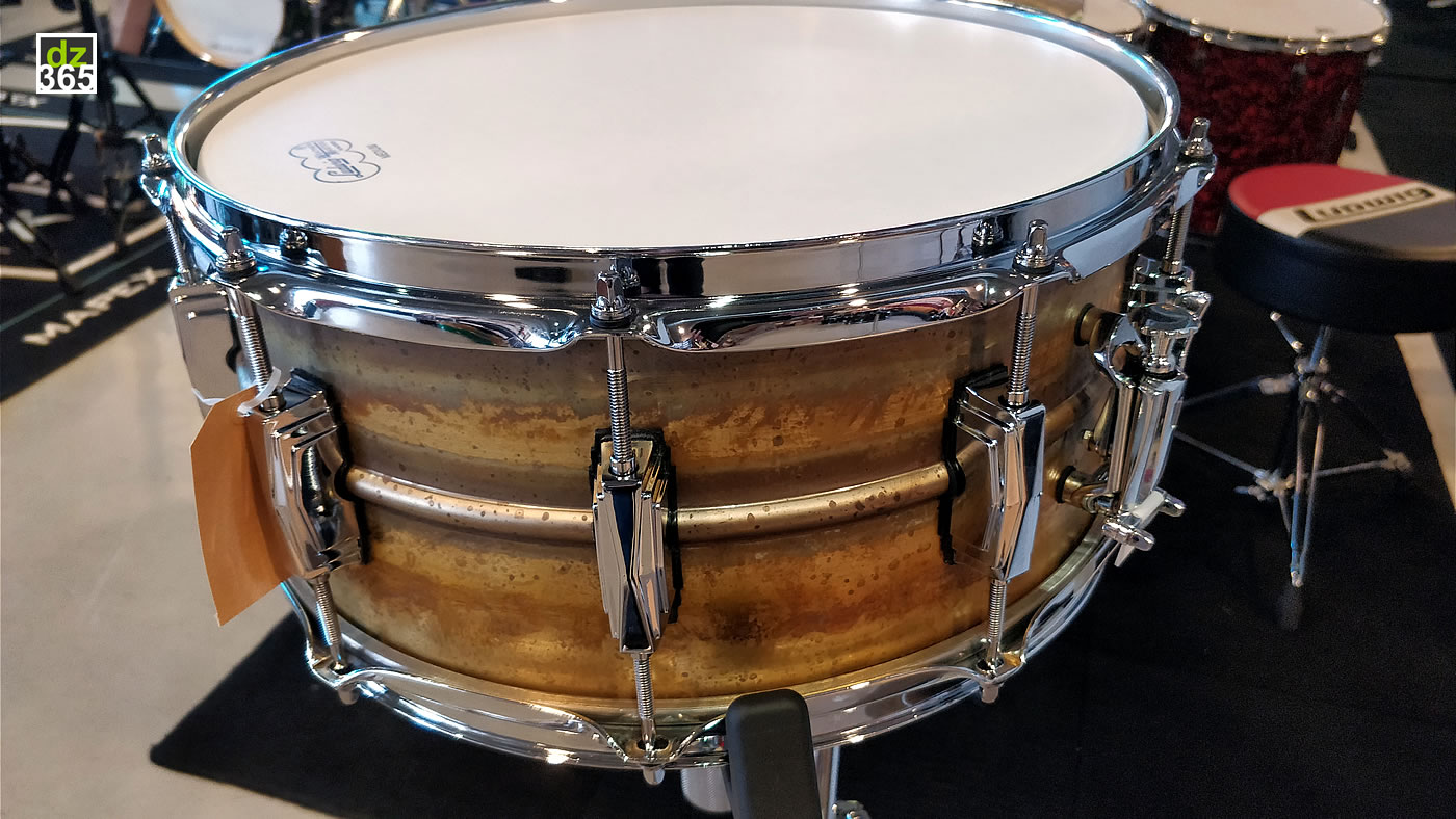 The new Ludwig 6.5\