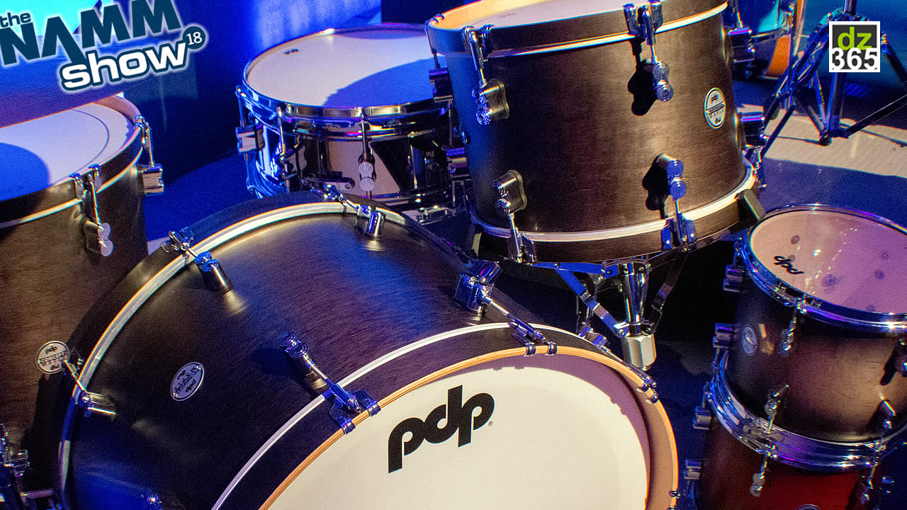 The new PDP Concept Series Classic finishes