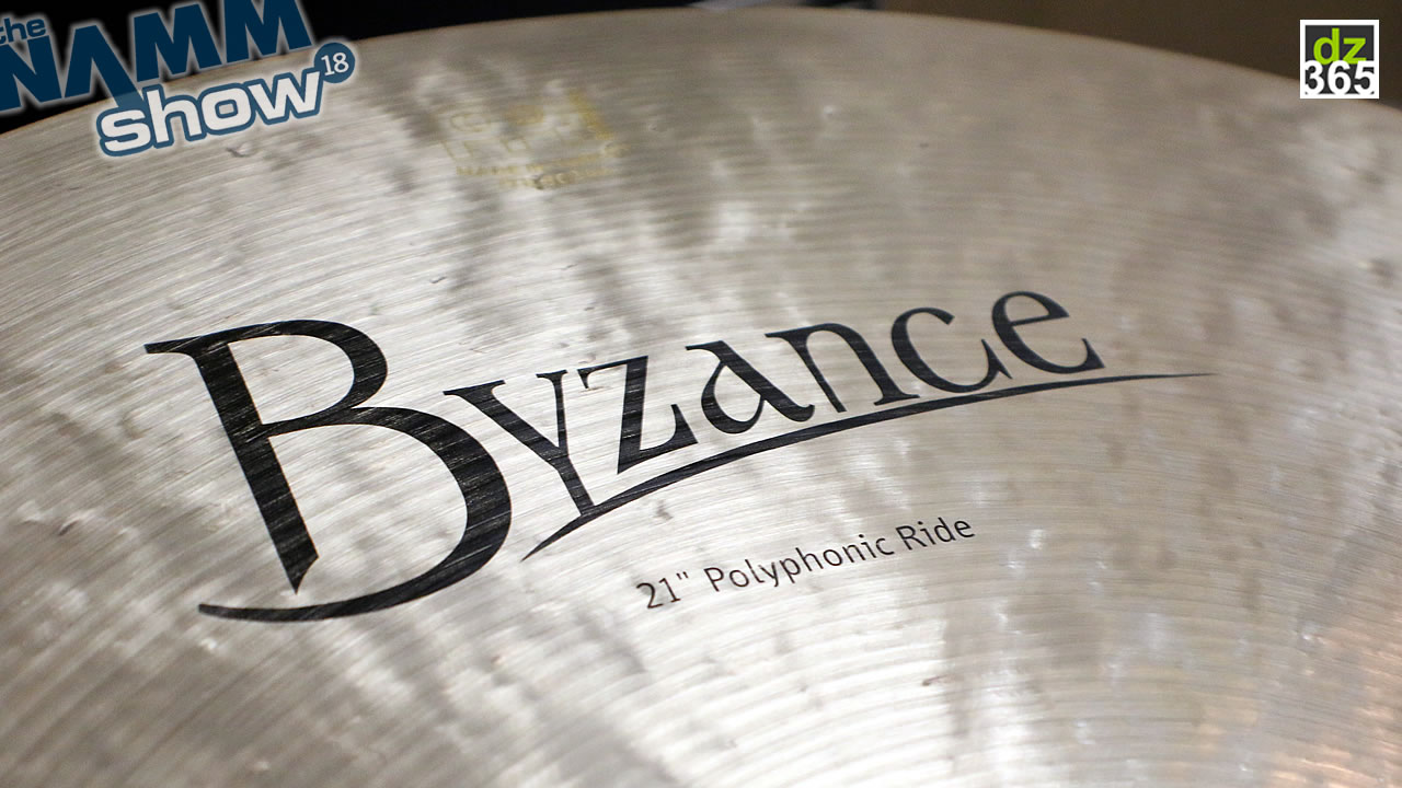 Video demo Meinl Byzance Traditional 21\