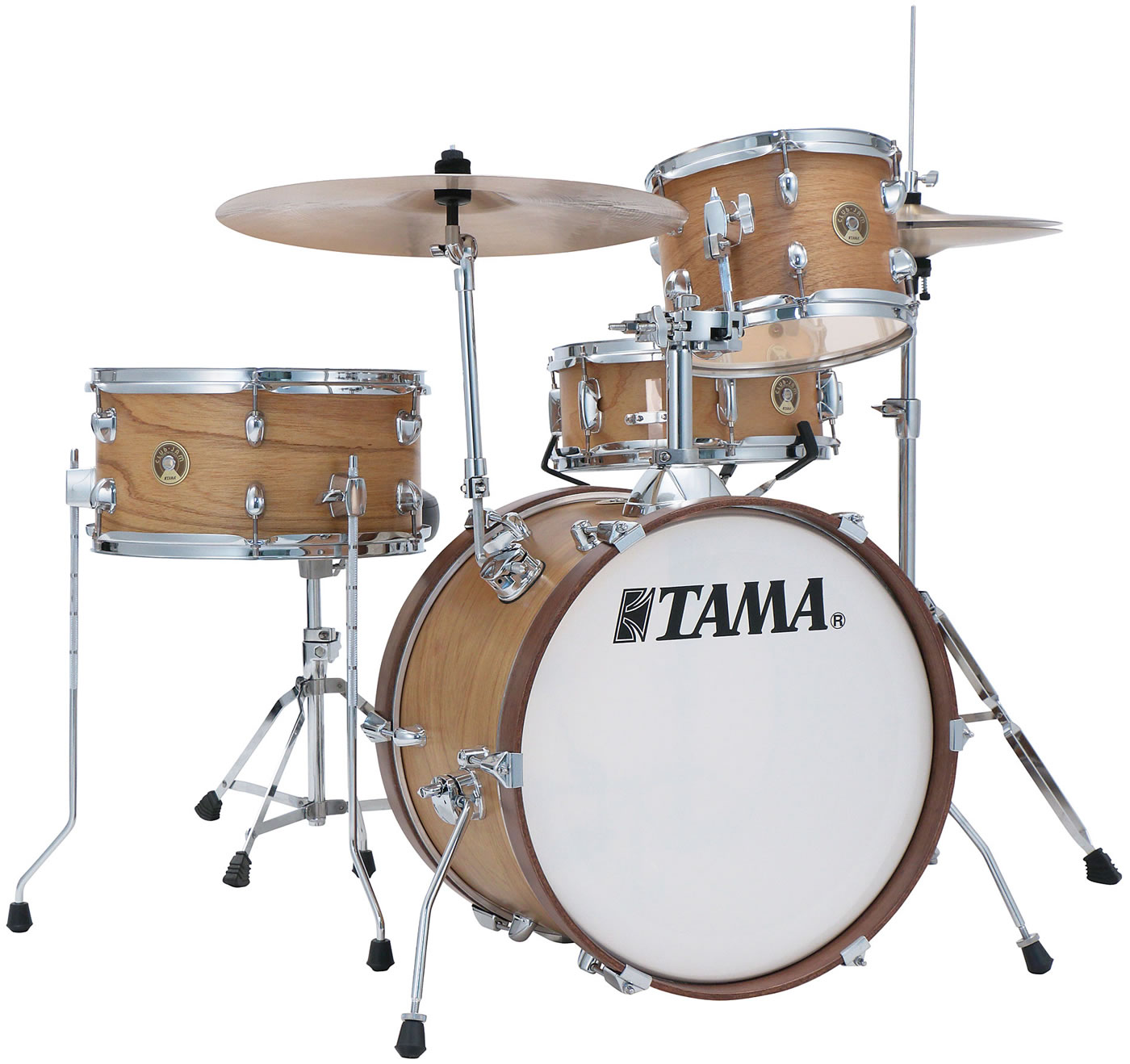 Up Close: Tama Club-JAM Kit