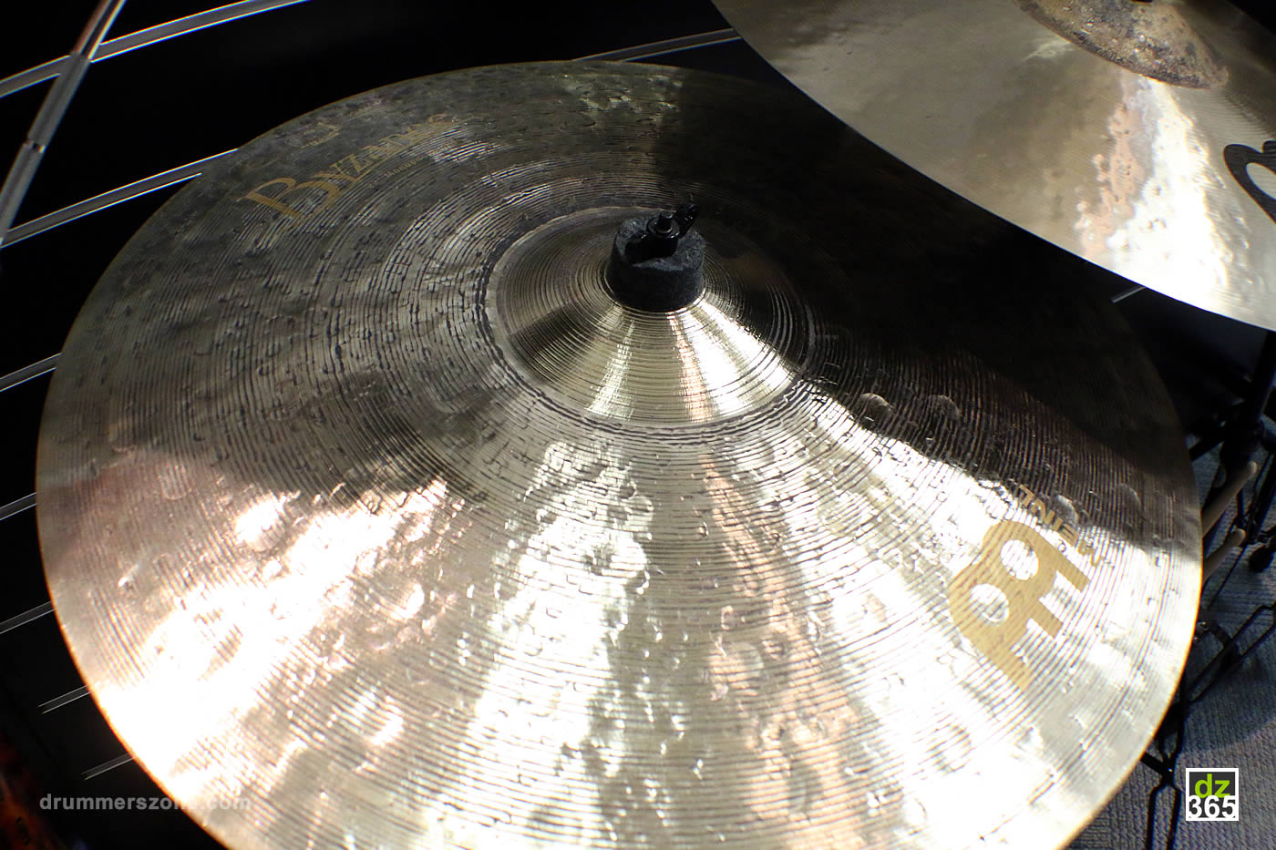 Meinl - 22 inch Byzance Jazz Monophonic Ride
