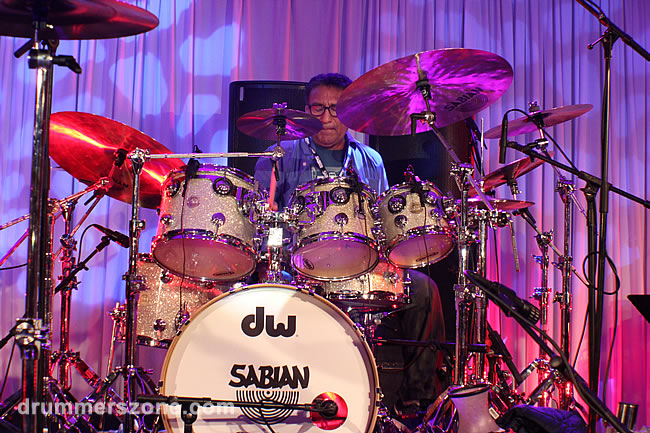 Alex Acuña and the Unknowns at Sabian Live 2013