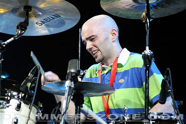 Drummer Live! 2008