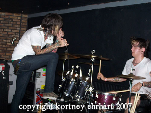 Drummerszone Matt Nicholls