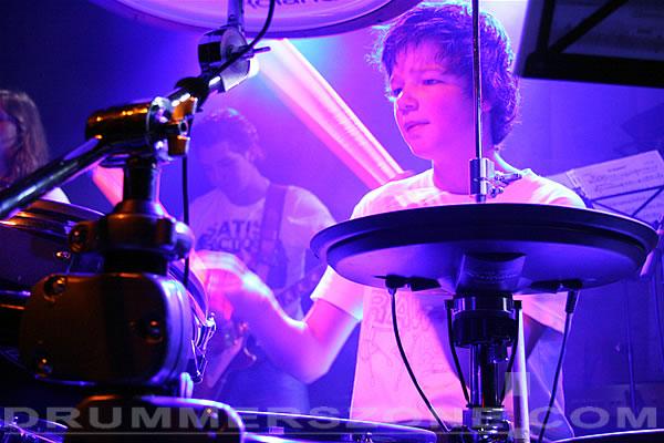 Roland V-Drums Contest final 2008