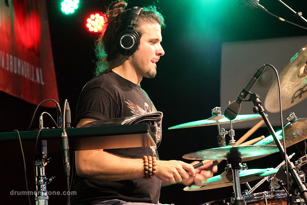 Adams Drumworld festival 2014