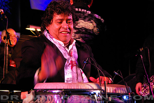 Live with Latin Giants of Jazz (aka Tito Puente Orchestra_