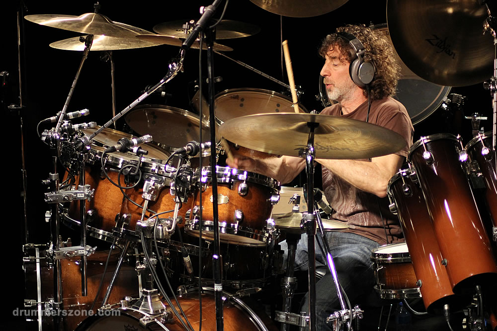 Simon Phillips @ Drumland