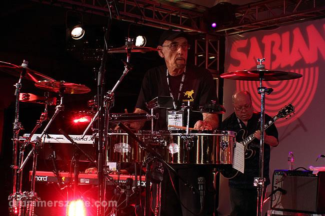 Sabian Live 2013