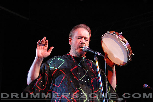 Airto Moreira and Jam Band Featuring Flora Purim