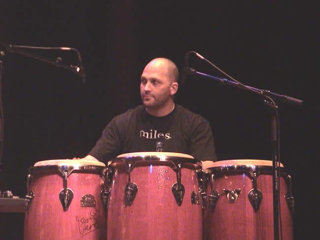 Randal Corsen concert