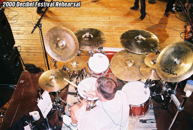 Drummerszone - Mark Zonder
