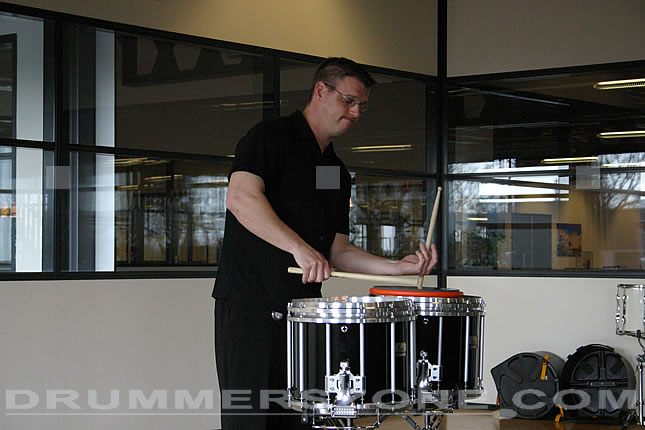 Adams Day of the Snare drum