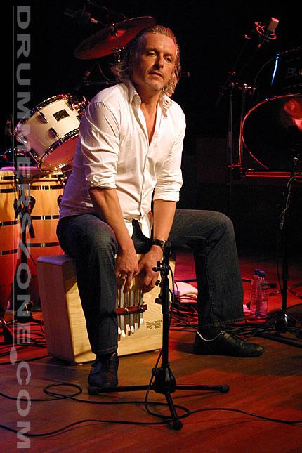 Van Merwijk's Music Machine 2007