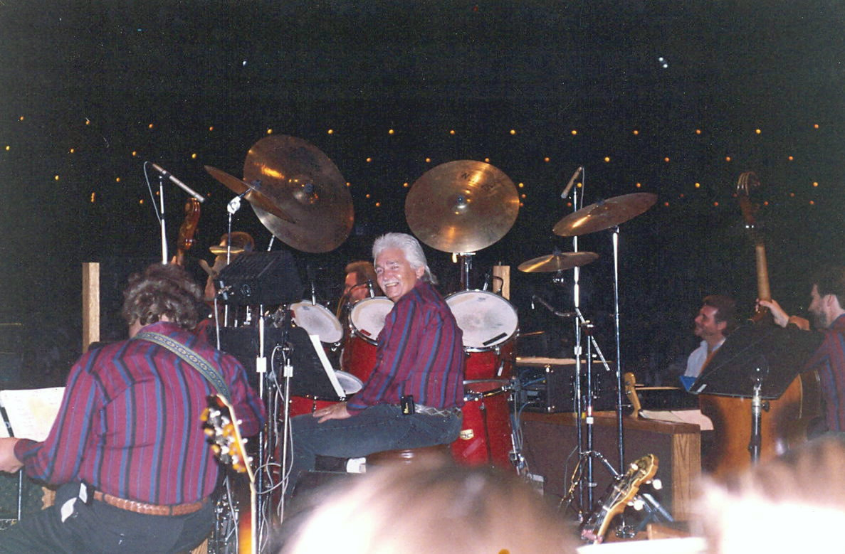 Drummerszone - Willie Ackerman