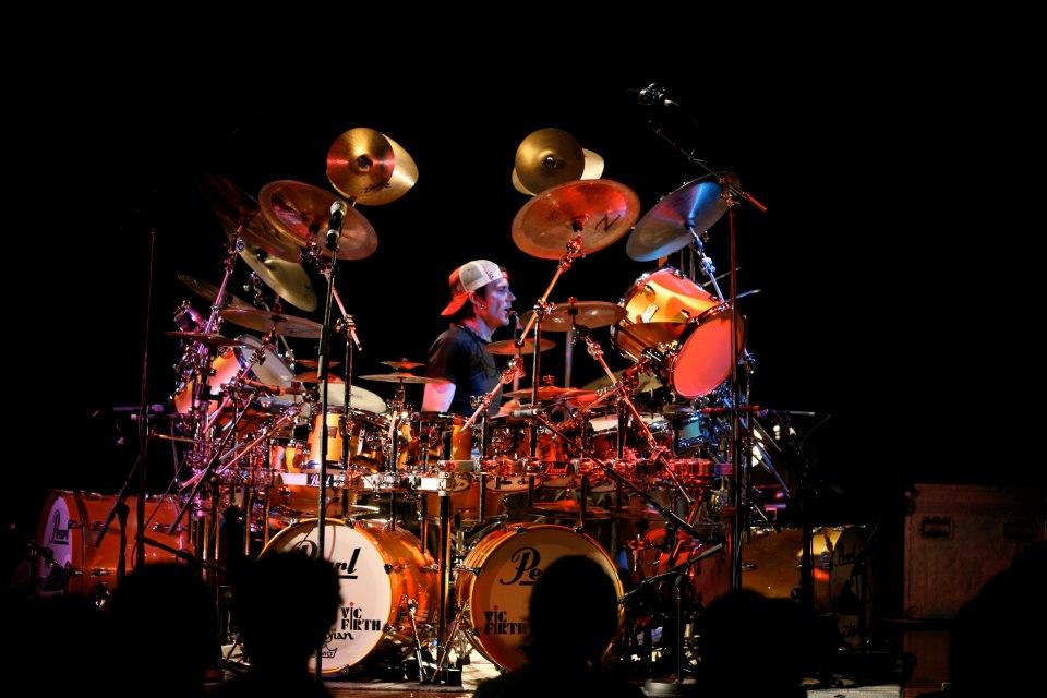 Drummerszone - Grant Collins