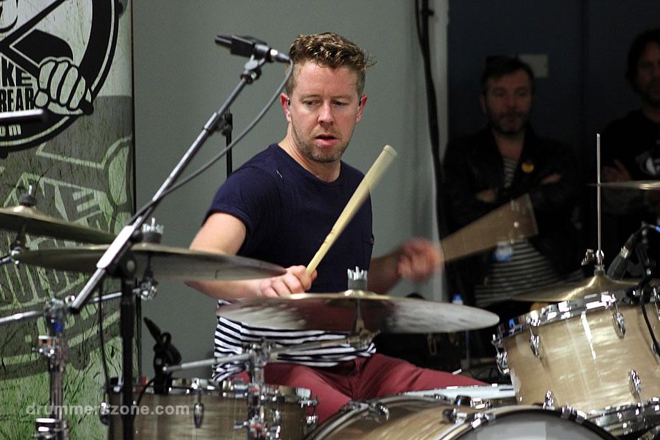 London Drum Show 2012
